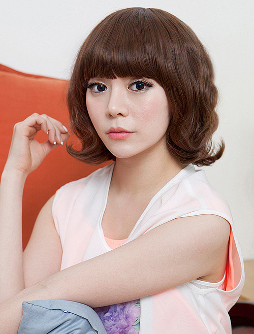 Semi wigs SW-022 (3 colors)
